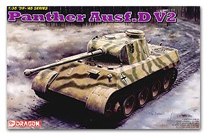 Panther Ausf. D V2  (Vista 1)