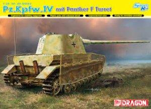 Panzer IV con torreta de Panther F  (Vista 1)