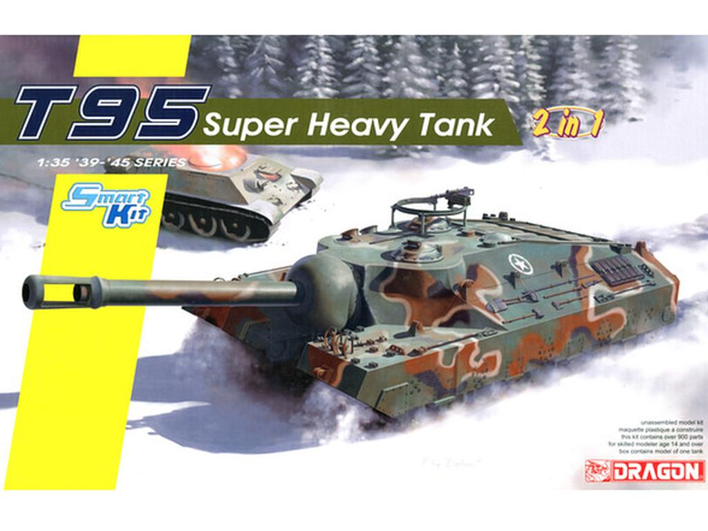 T95 Super Heavy Tank