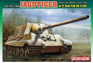 Jagdtiger w/12.8cm PaK.80 (L/66)  (Vista 1)