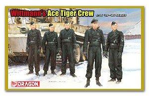 Wittmann's Ace Tiger Crew  (Vista 1)