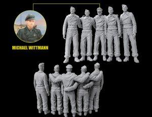 Wittmann's Ace Tiger Crew  (Vista 2)