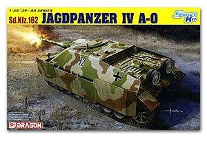 Sd.Kfz.162 Jagdpanzer IV A-0  (Vista 1)