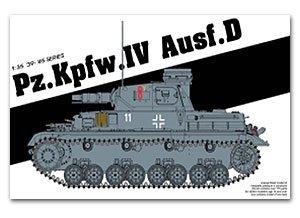 Pz.Kpfw.IV Ausf.D   (Vista 1)