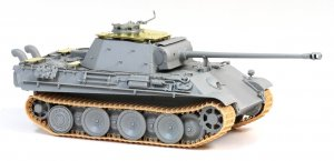 Panther Ausf.G Late Production w/Add-on   (Vista 2)