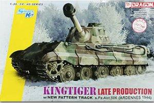 Kingtiger Late Production  (Vista 1)