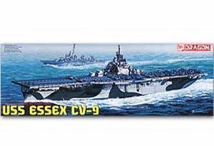 USS Essex (CV-09)  (Vista 1)