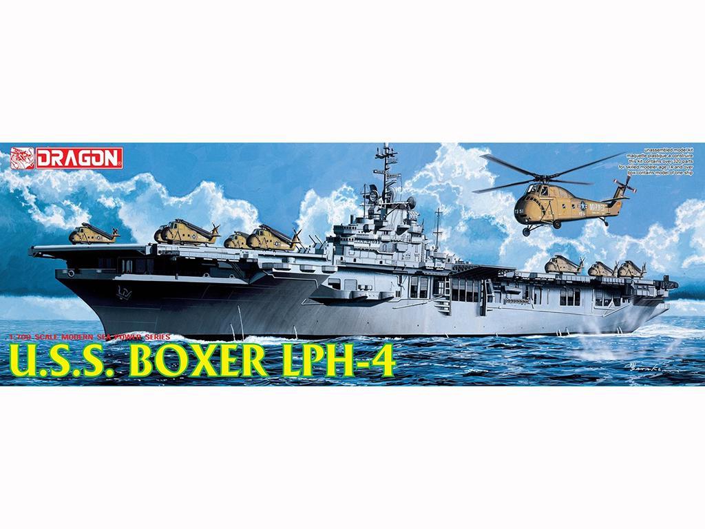 U.S. Navy Assault Ship Boxer LPH-4  (Vista 1)