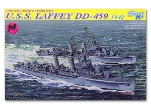 U.S.S. Laffey DD-459 1942  (Vista 1)