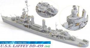U.S.S. Laffey DD-459 1942  (Vista 6)
