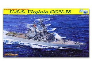 U.S.Navy USS Virginia (CGN-38)   (Vista 1)