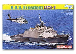USS Freedom LCS-1  (Vista 1)