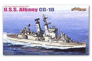 U.S.S. Albany CG-10  (Vista 1)