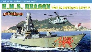 H.M.S. Dragon Type 45 Destroyer Batch 2  (Vista 1)