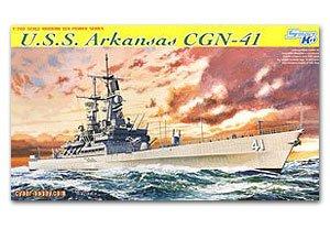 U.S.S. Arkansas CGN-41  (Vista 1)