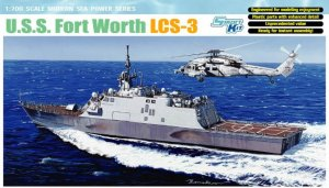 U.S.S. Fort Worth LCS-3  (Vista 1)