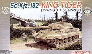 King Tiger Sd.Kfz. 182 Porche Turrent  (Vista 1)