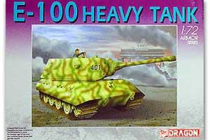 E-100 Heavy Tank  (Vista 1)