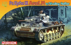 Pz.Kpfw.III Ausf.M w/Wading Muffler  (Vista 1)