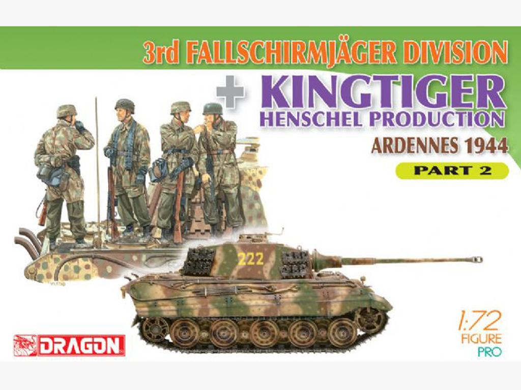 3rd FJ Division (German Paratroopers) w/