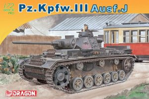 Pz.Kpfw.III Ausf.J  (Vista 1)