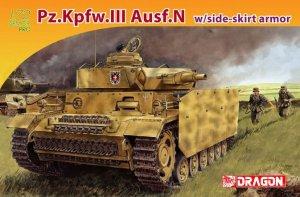 Pz.Kpfw.III Ausf.N w/Schurzen  (Vista 1)