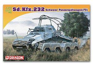 Sd.Kfz.232 Schwerer Panzerspahwagen   (Vista 1)