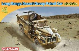 Long Range Desert Group (LRDG) Patrol Ca  (Vista 1)