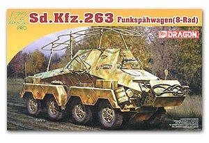Sd.Kfz.263 schwerer Panzerspahwagen  (Vista 1)
