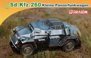 Sd.Kfz.260 Kleine Panzerfunkwagen  (Vista 1)