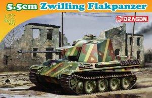 5.5cm Zwilling Flakpanzer  (Vista 1)