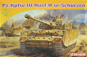 Pz.Kpfw.IV Ausf.H w/Schurzen  (Vista 1)