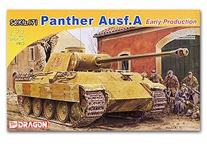 Sd.Kfz.171 Panther Ausf.A Ealy Productio  (Vista 1)