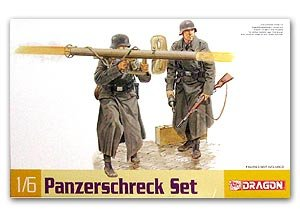 German Rpze 54 Anti-Tank Rocket launcher  (Vista 1)