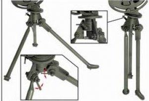 M20 75mm Recoilless Rifle  (Vista 3)