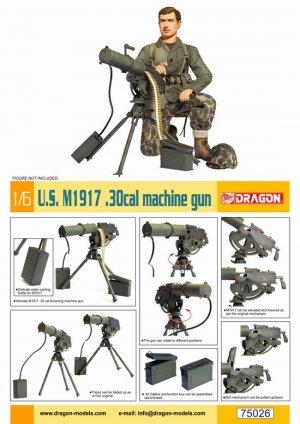 M1917A1 .30-cal Machine Gun   (Vista 2)