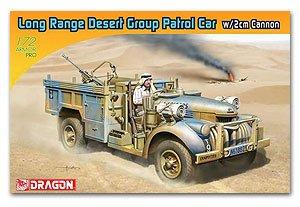 L.R.D.G. Patrol car w/3cm Cannon  (Vista 1)