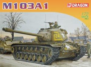M103A1 Heavy Tank  (Vista 1)