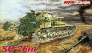 SU-76M Sovietico  (Vista 1)