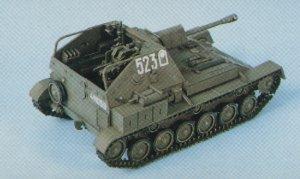 SU-76M Sovietico  (Vista 3)