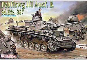 Panzer III K observación artillería  (Vista 1)