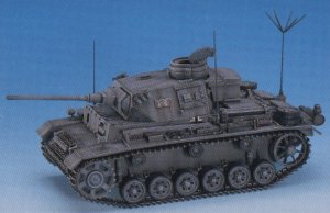 Panzer III K observación artillería  (Vista 2)