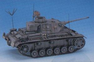 Panzer III K observación artillería  (Vista 3)