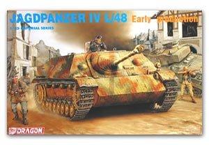 Jagdpanzer IV L/48 Early - Ref.: DRAG-9021