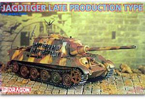 Jagdtiger Late Production - Ref.: DRAG-9036