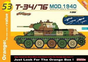 T-34/76 Mod.1940 + GEN2 Soviet Infantry   (Vista 1)