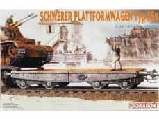 Plataforma Ferroviaria Tipo SSY - Ref.: DRAG-6069