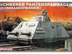 Vagón blindado de mando  - Ref.: DRAG-6071