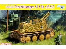 Sd.Kfz.138/1 Geschutzwagen 38H fur s.IG. - Ref.: DRAG-6470
