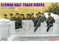 Dotacion Alemana Half-Track - Ref.: DRAG-6671